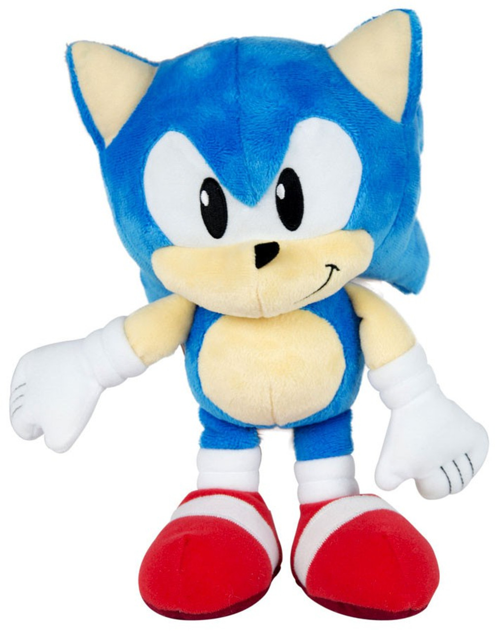 Sonic The Hedgehog Tails 8 Plush Classic, 1992 TOMY - ToyWiz |Sonic The Hedgehog Plush Toys
