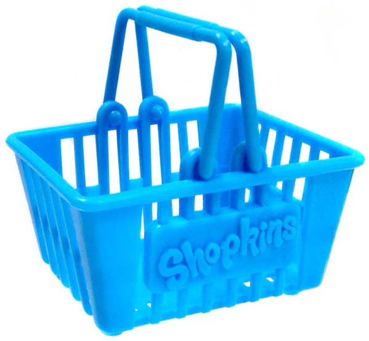 Shopkins Shopkins Shopping Basket Random Color Moose Toys Toywiz