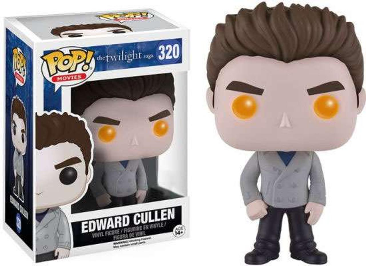 Funko Twilight Funko Pop Movies Edward Cullen Exclusive