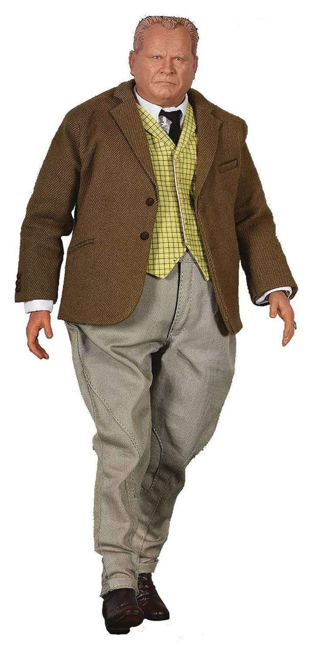 James Bond Auric Goldfinger 12-Inch Collectible Figure