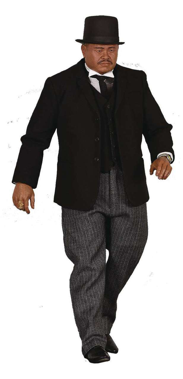 James Bond Goldfinger Oddjob 12-Inch Collectible Figure