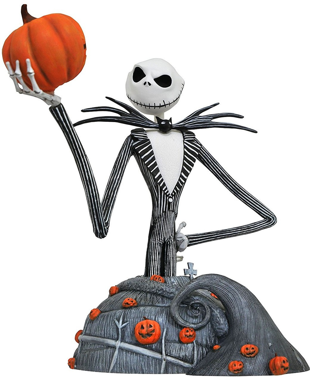 nightmare before christmas jack skellington bust - Christmas Jack Skellington