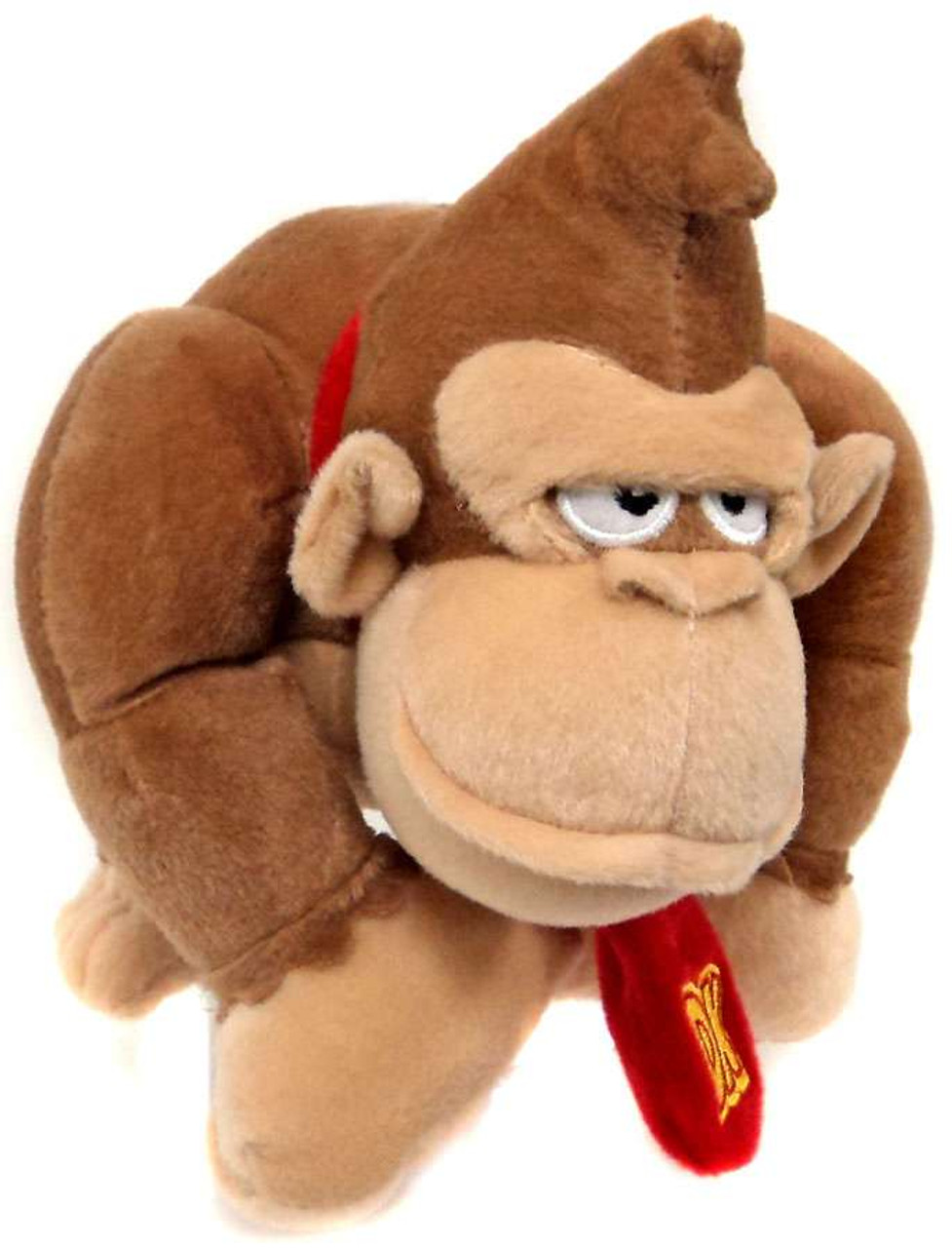 super mario donkey kong 8 plush good stuff toys toywiz
