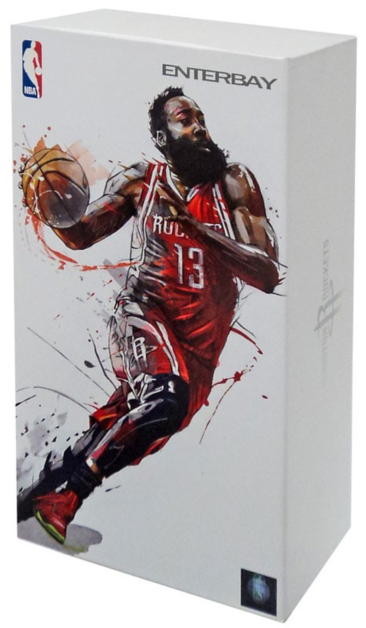 NBA Los Angeles Clippers Motion Masterpiece Series 1 James Harden 1/9 Collectible Figure
