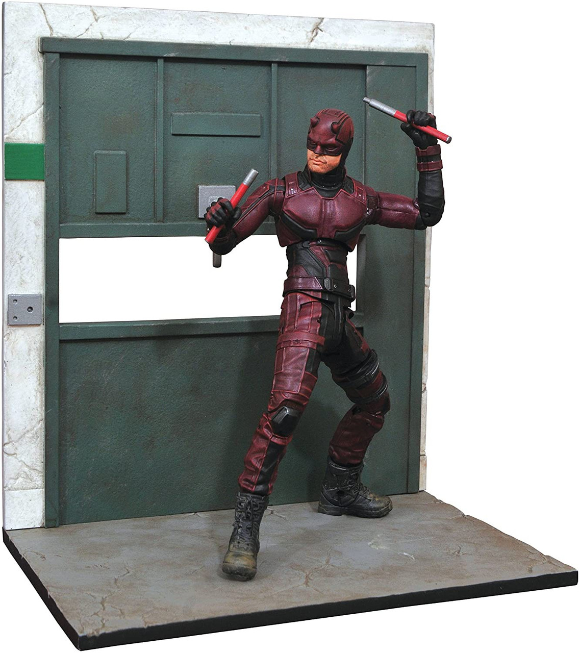The First Netflix Daredevil Trailer Is Out: Marvel Daredevil Marvel Select Netflix Daredevil 7 Action