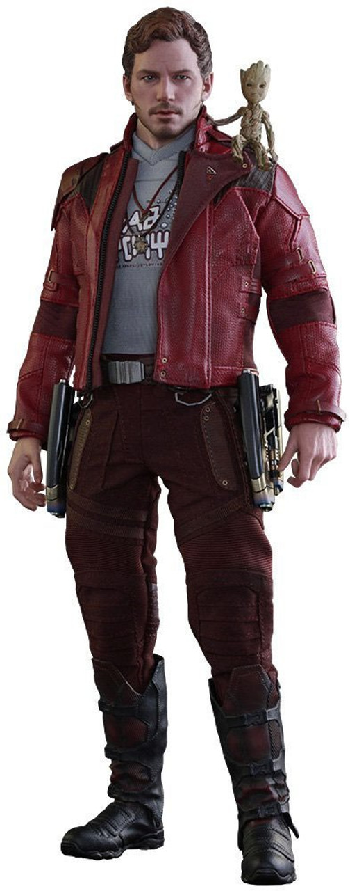 Marvel Guardians of the Galaxy Vol. 2 Movie Masterpiece Star-Lord 1/6 Collectible Figure [Vol.2]