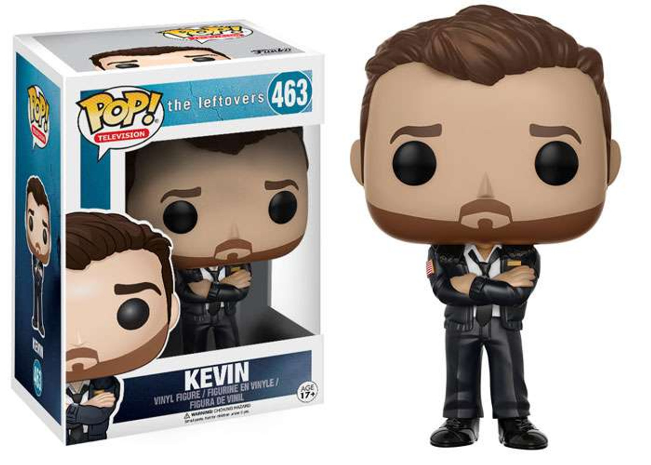 Funko The Leftovers Funko Pop Tv Kevin Vinyl Figure 463