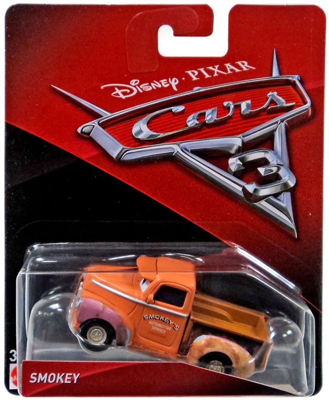 Disney Pixar Cars Cars 3 Smokey 155 Diecast Car Mattel Toys Toywiz