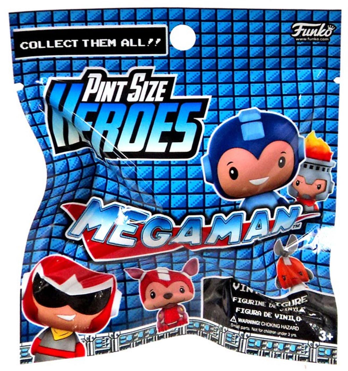 Funko Pint Size Heroes Mega Man Mystery Pack