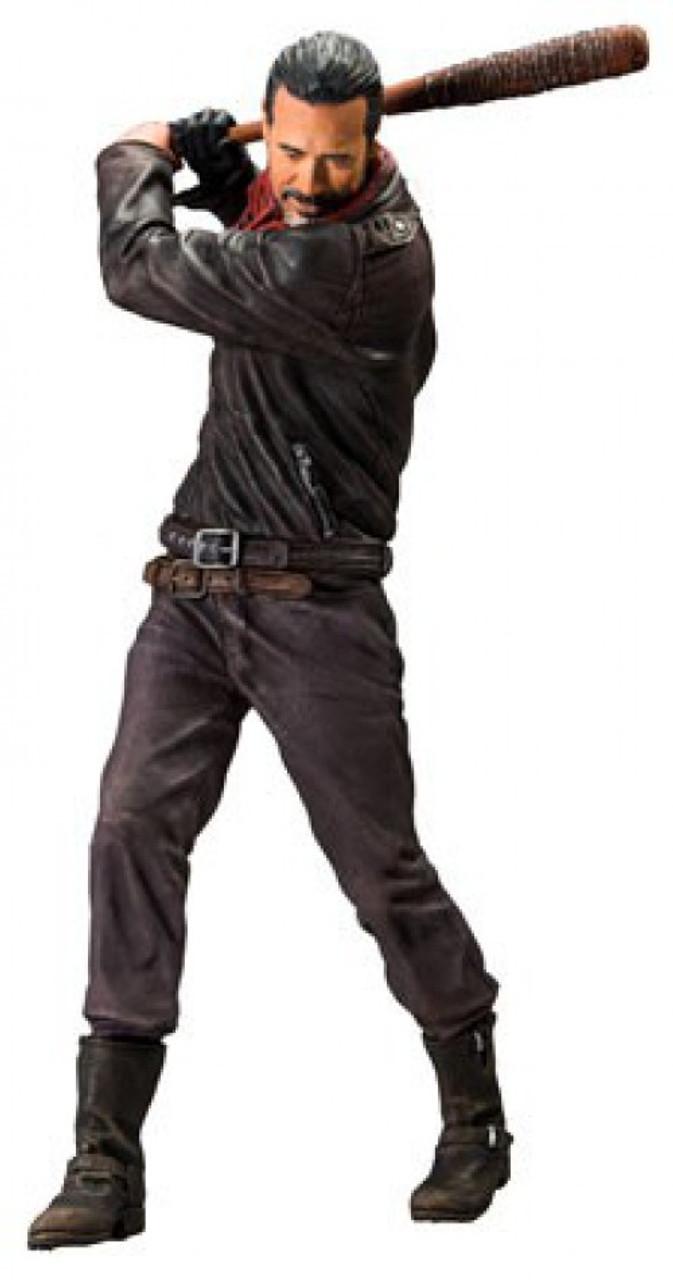 McFarlane Toys Walking Dead AMC TV Negan Deluxe Action Figure