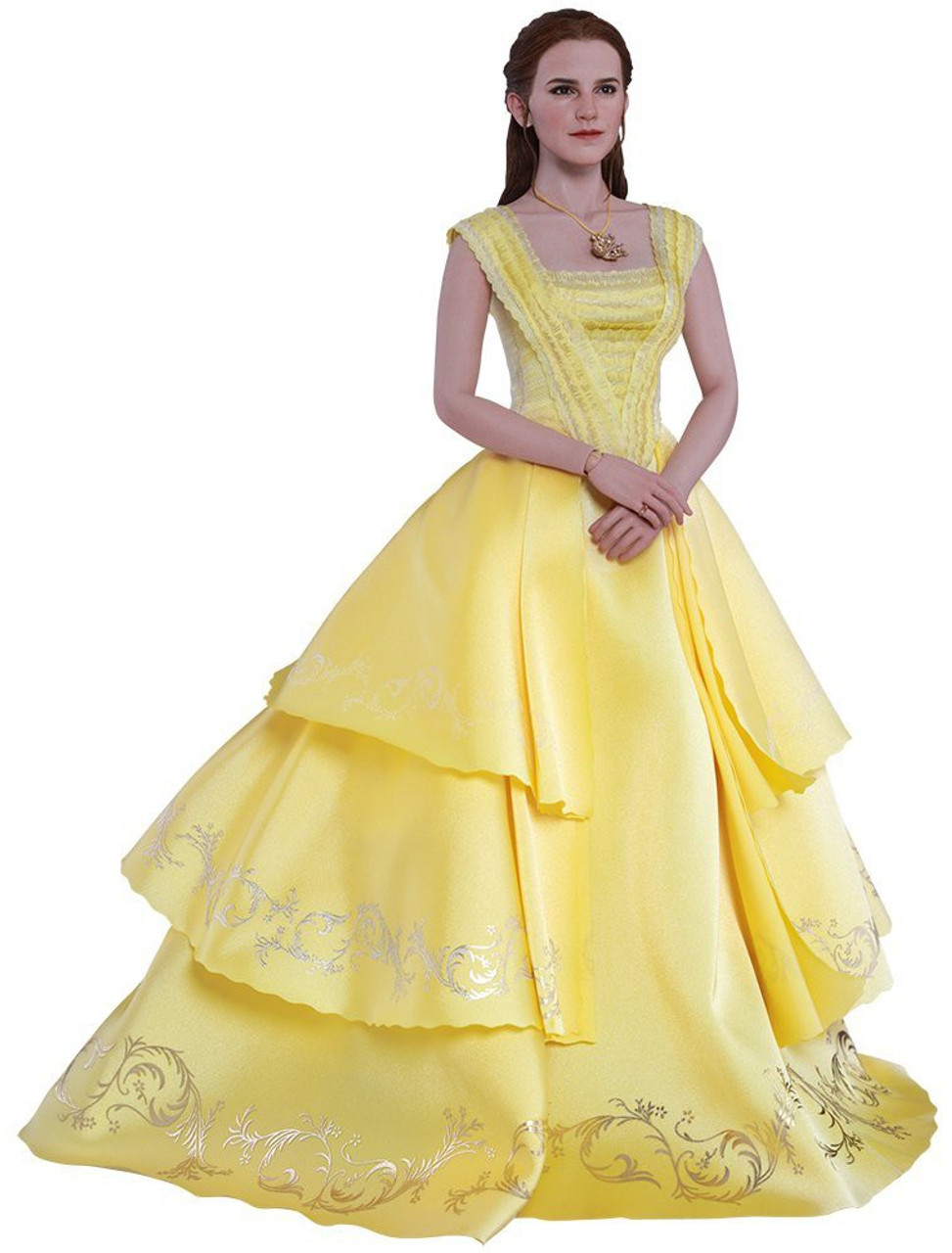 Disney Beauty and the Beast Movie Masterpiece Belle 1/6 Collectible Figure (Pre-Order ships March)