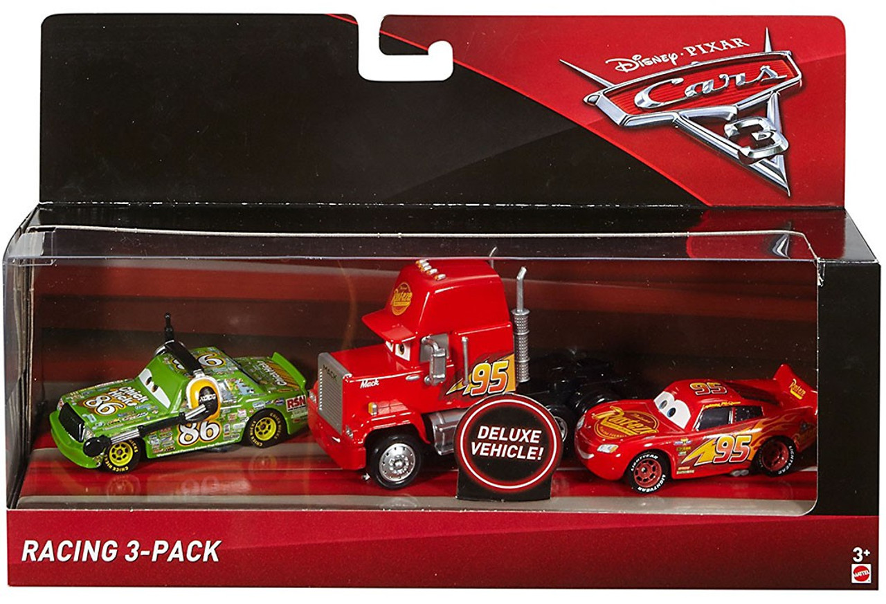 Disney Pixar Cars Cars 3 Mack Lightning Mcqueen Chick Hicks 155