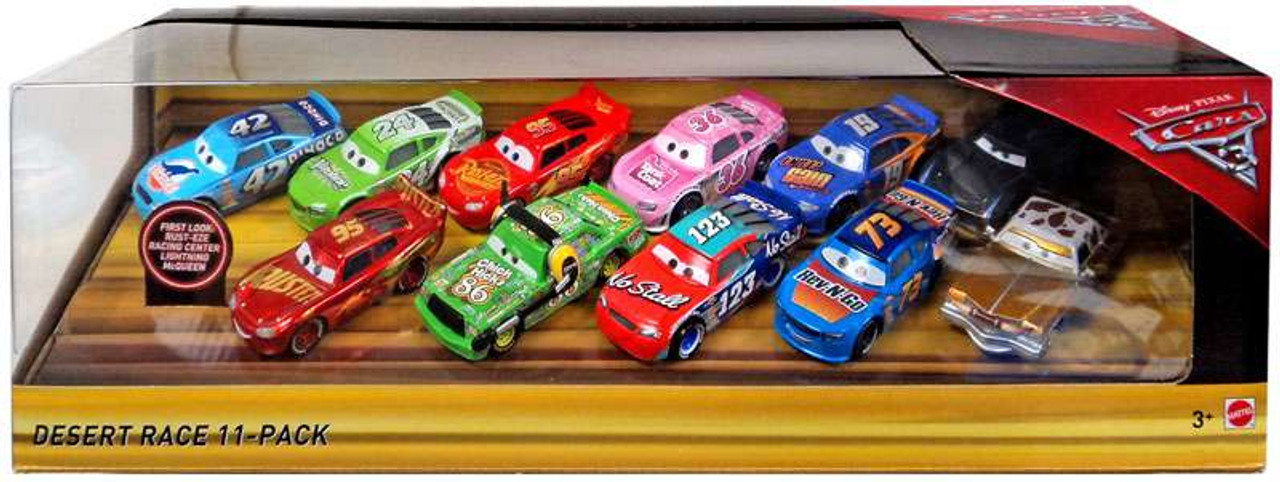 Disney Pixar Cars Cars 3 Desert Race Exclusive 155 Diecast Car 11