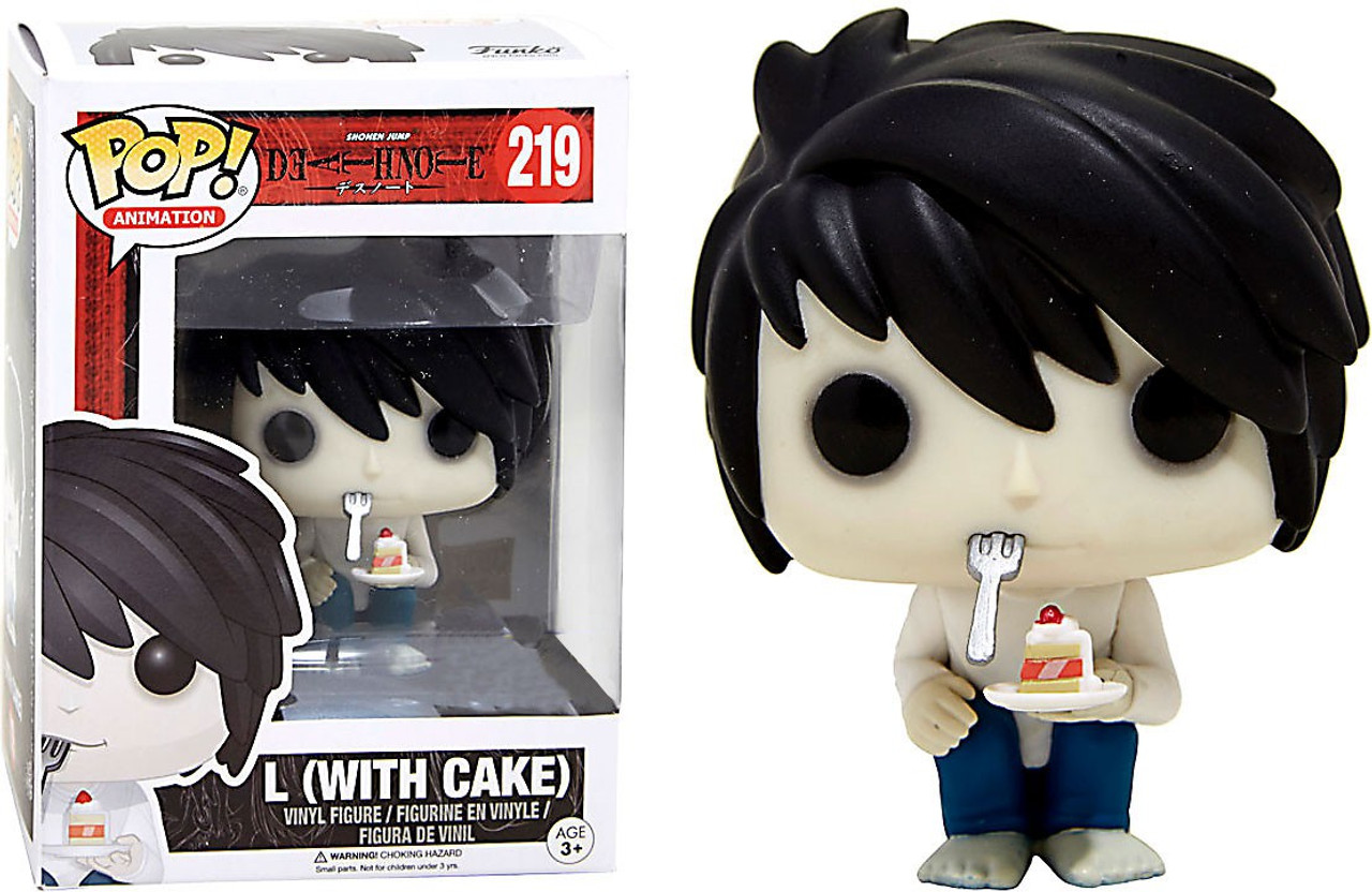 Toy Pop L With Cake