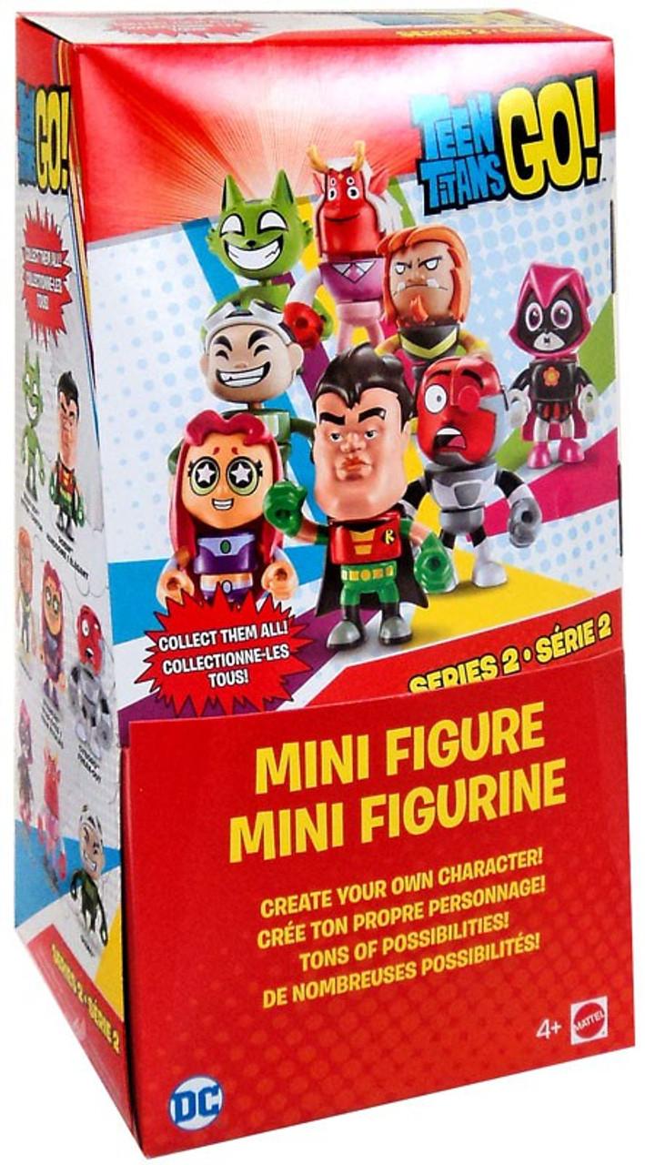 Teen Titans Go Series 2 Teen Titans Mystery Box 36 Packs ...