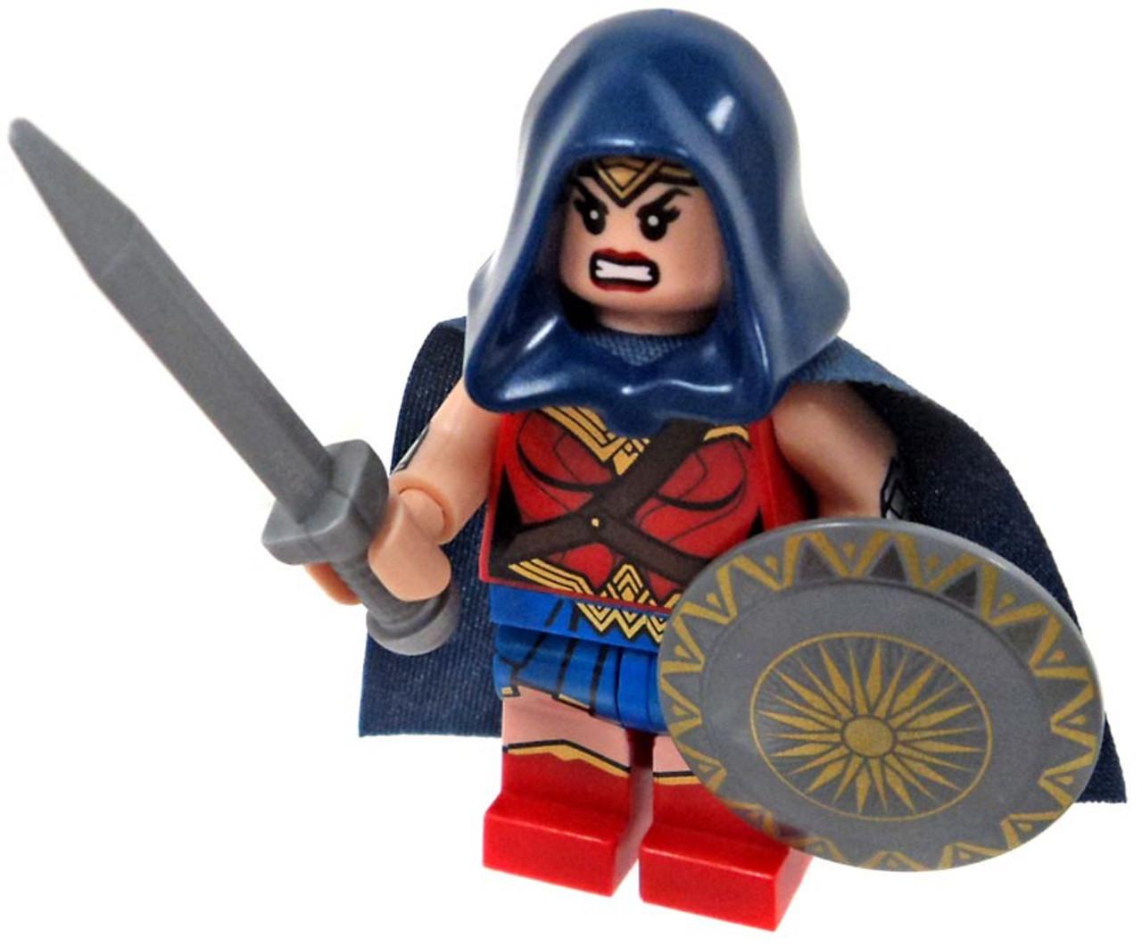 LEGO DC Super Heroes Loose Wonder Woman Minifigure Movie ...