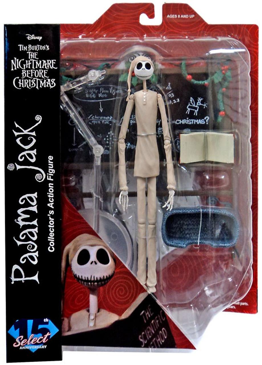 nightmare before christmas select series 4 jack skellington action figure - Nightmare Before Christmas Action Figures
