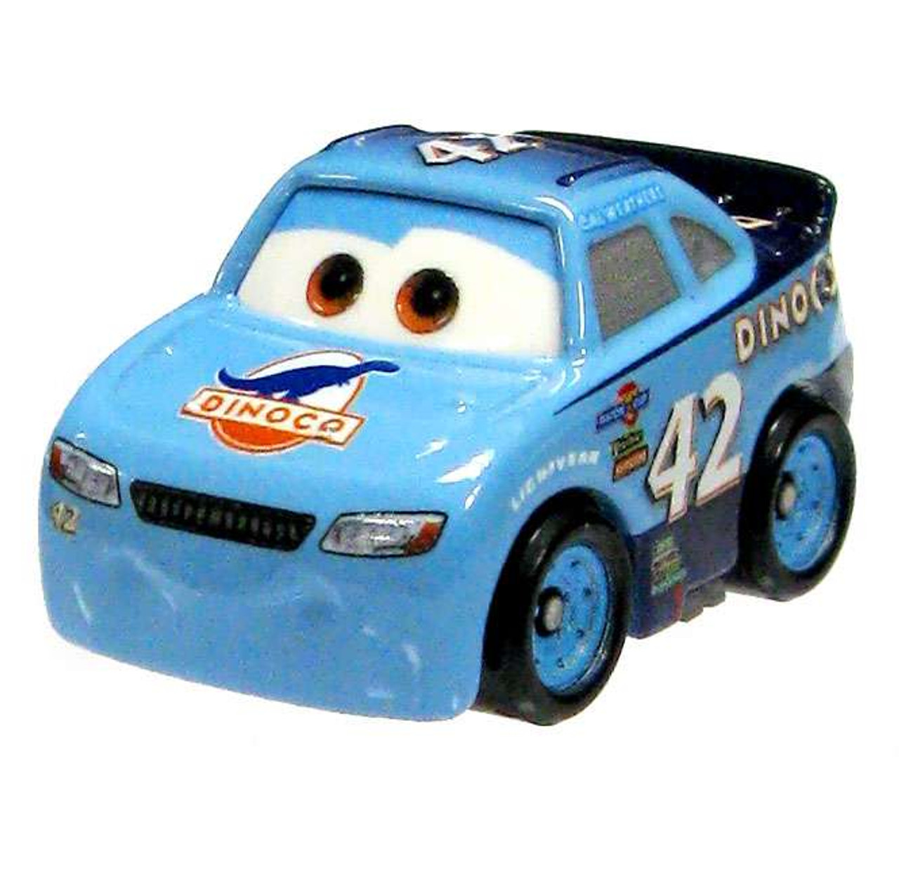 Disney Cars 3 Die Cast Mini Racers Cal Weathers Car Loose