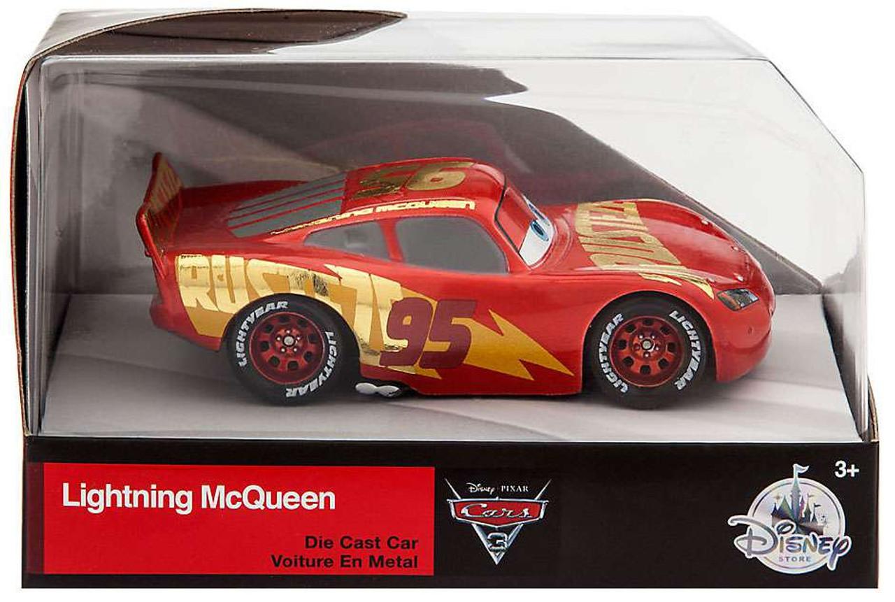 Disney Cars Diecast: Disney Pixar Cars Cars 3 Lightning McQueen Cars 3 Edition