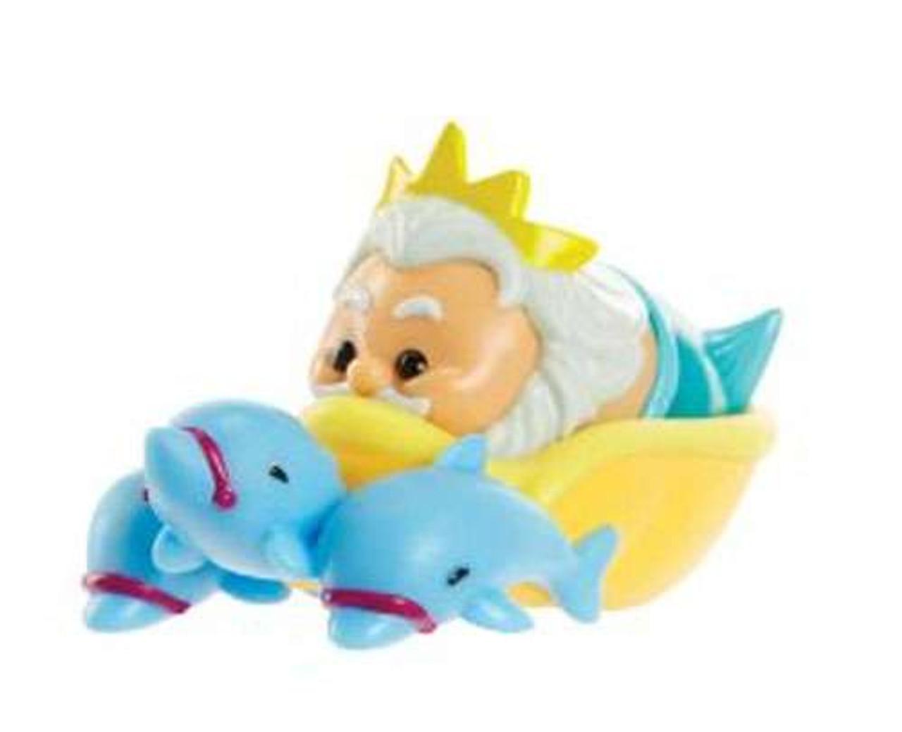 disney the little mermaid tsum tsum series 5 king triton mystery