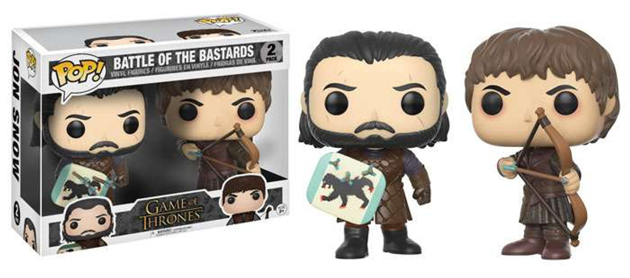 Funko Game Of Thrones Pop Game Of Thrones Battle Of The