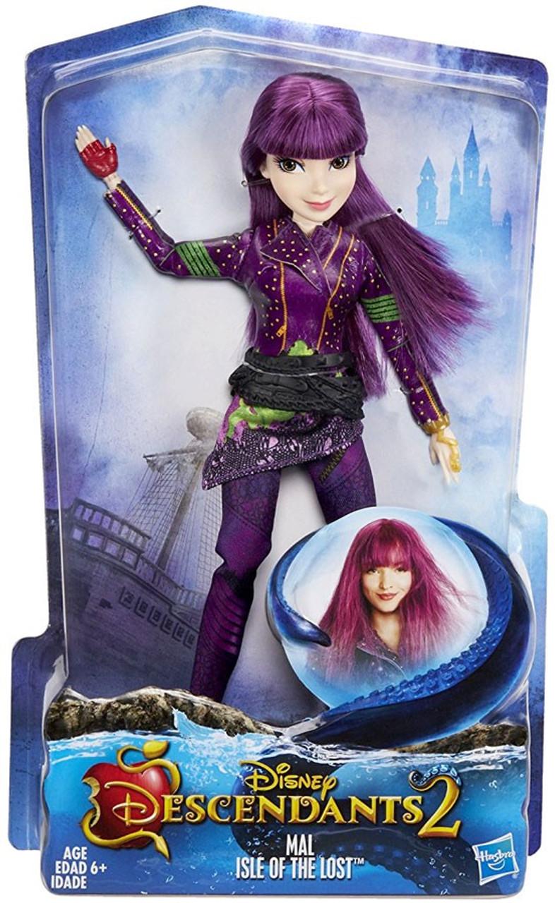 Disney Descendants Descendants 2 Mal Doll Hasbro - ToyWiz