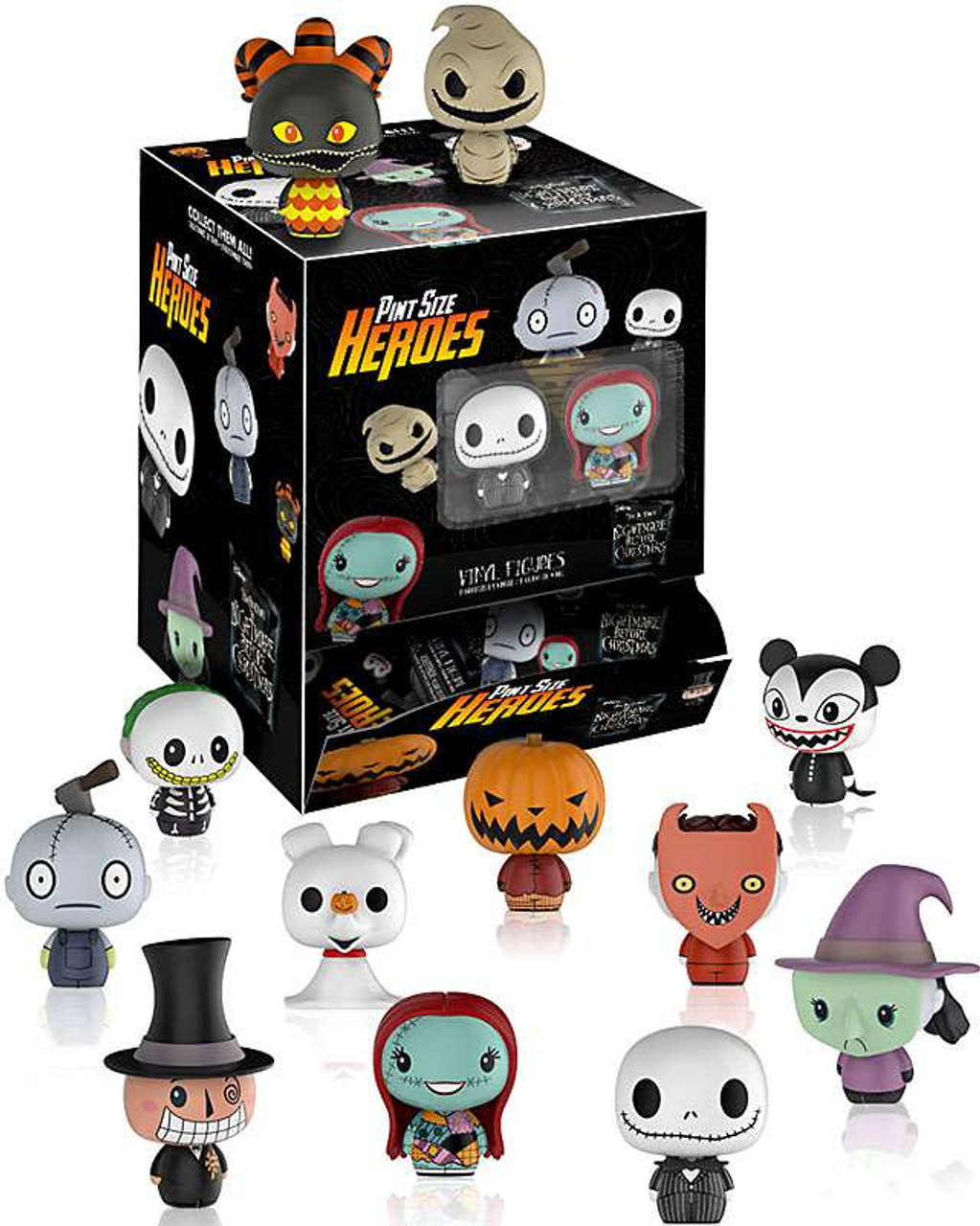 Funko Disney Pint Size Heroes Nightmare Before Christmas Mystery Box [24 Packs]