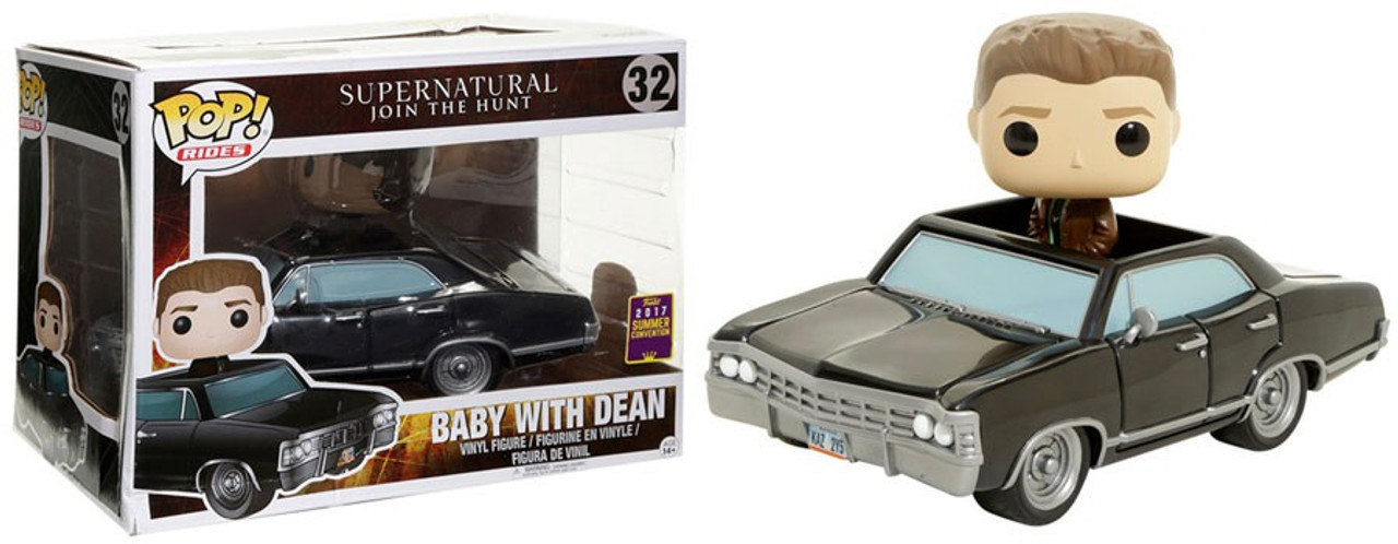 Funko Supernatural Funko Pop Rides Baby With Dean
