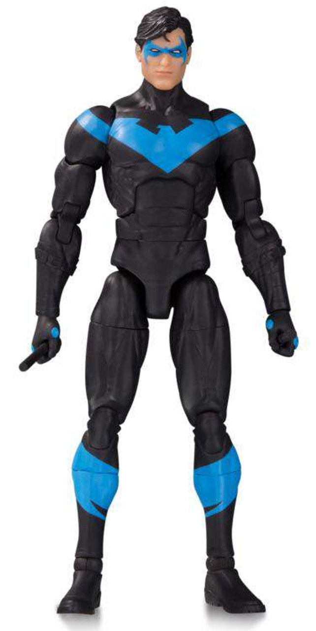 Dc dc essentials nightwing 675 action figure dc collectibles toywiz solutioingenieria Images