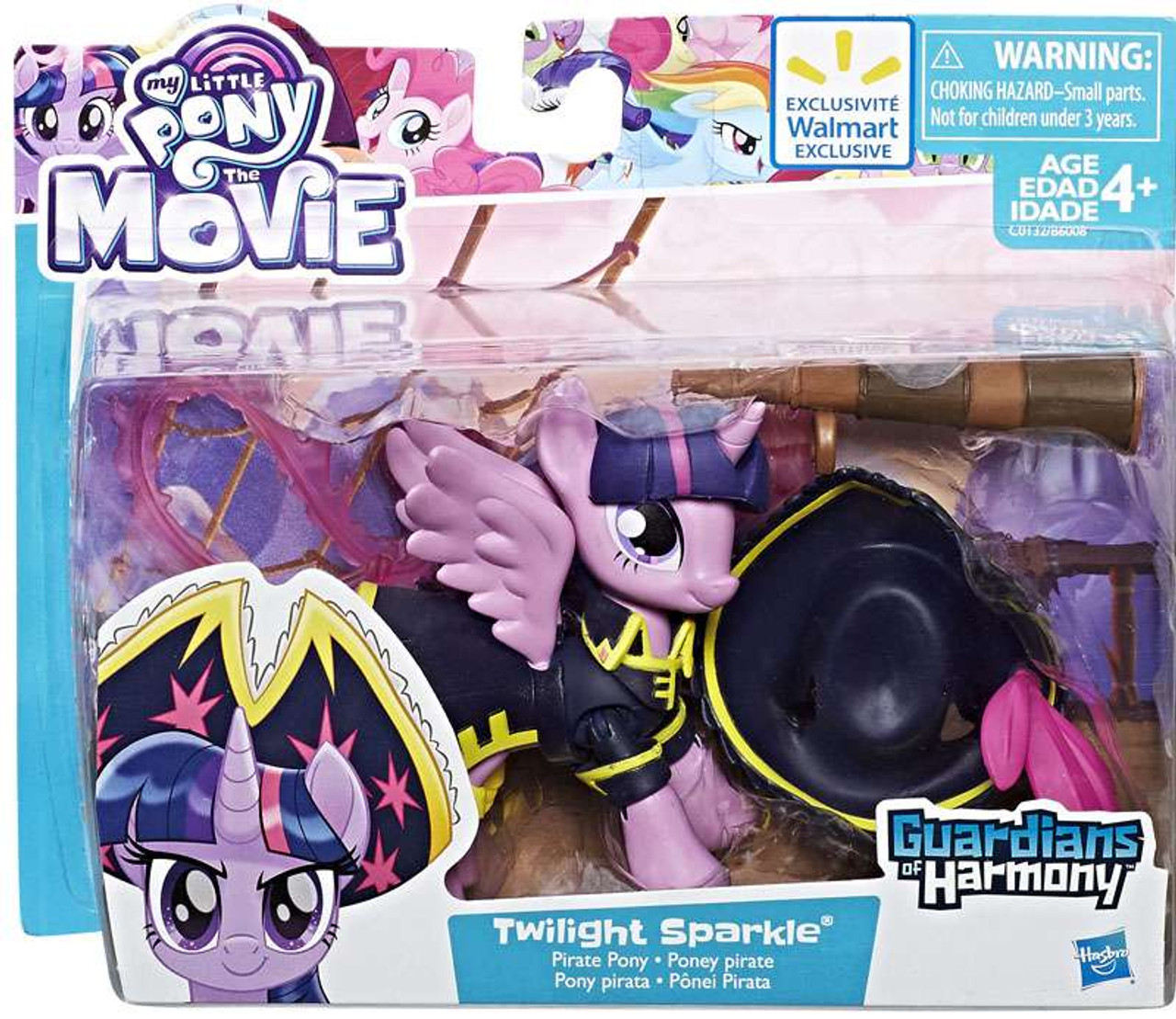 my little pony guardians of harmony twilight sparkle exclusive