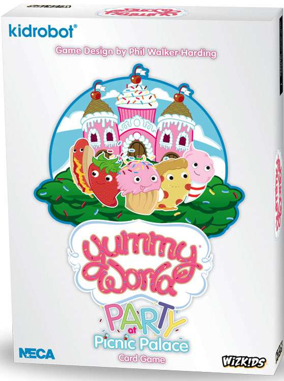 Yummy World Wizkids Party at Picnic Palace Card Game (Pre-Order ships January)