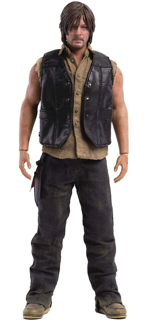 Walking Dead Daryl Dixon Action Figure (Pre-Order ships July)