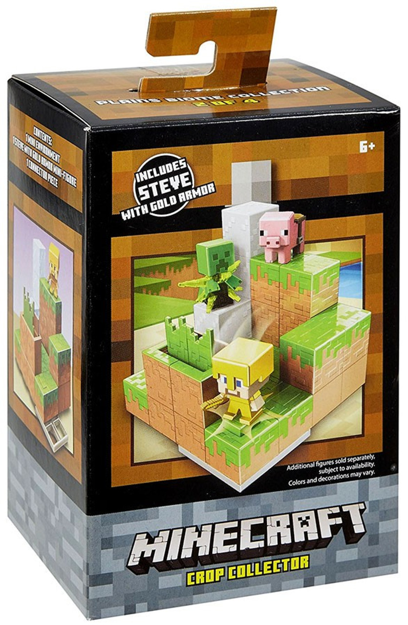 Minecraft Mini-Figure Transforming Collector Case with ...