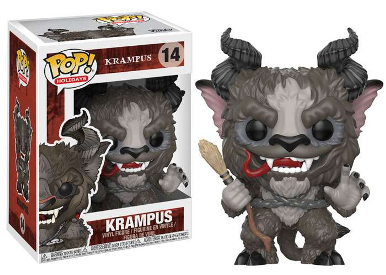 Funko POP! Holidays Krampus Vinyl Figure #14 [Grey, Regular Version]