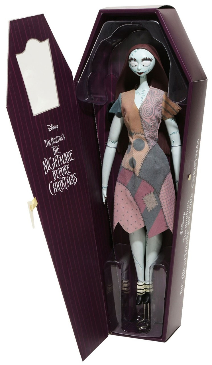 Nightmare Before Christmas Coffin Doll Sally Exclusive 14 Limited ...
