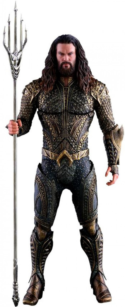 DC Justice League Movie Aquaman Collectible Figure (Pre-Order ships January)
