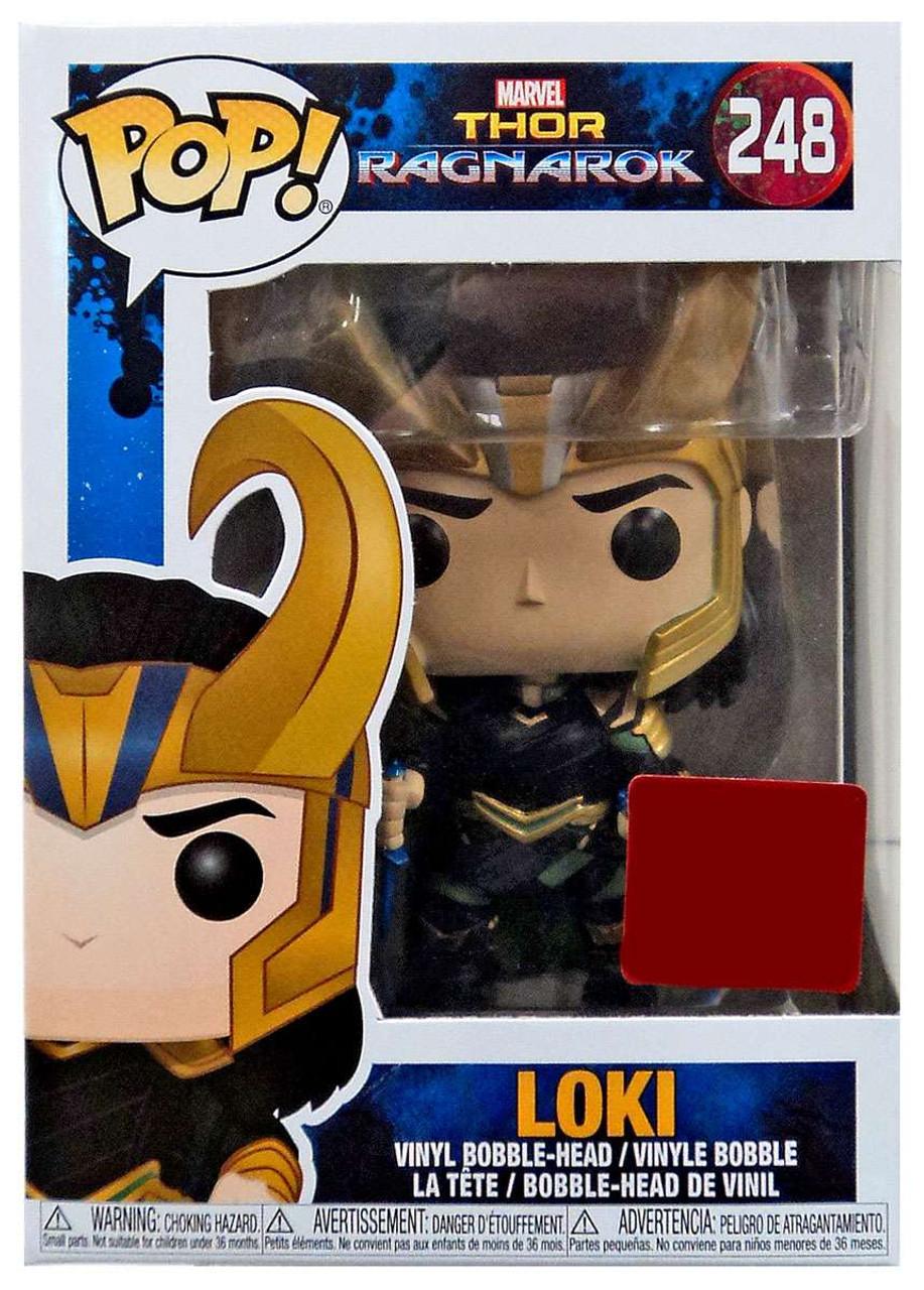 Funko Marvel Thor Ragnarok Funko Pop Marvel Loki Exclusive