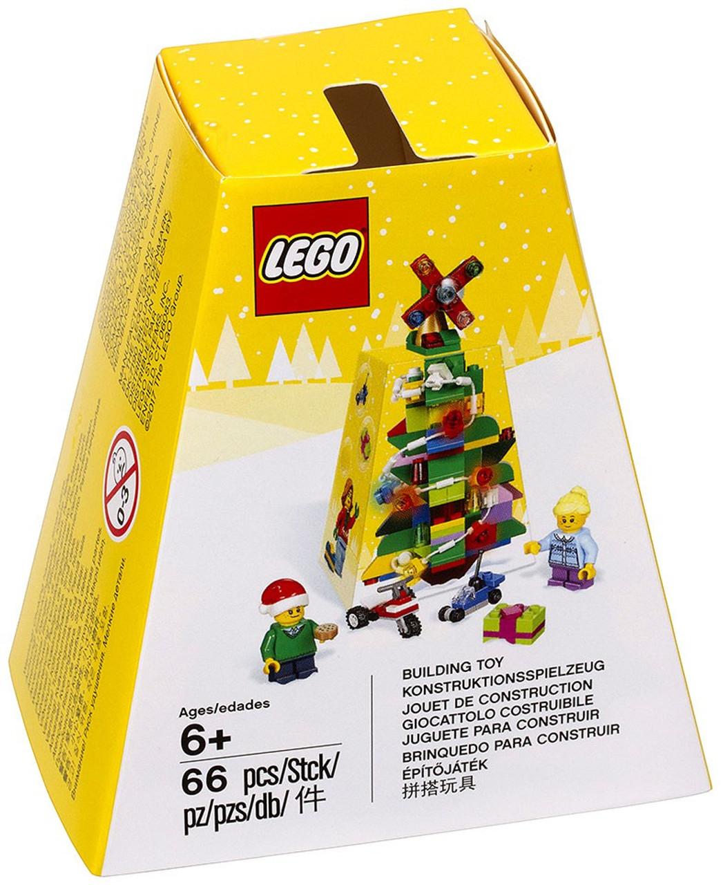 - LEGO Seasonal Christmas Tree Ornament Set 5004934 - ToyWiz
