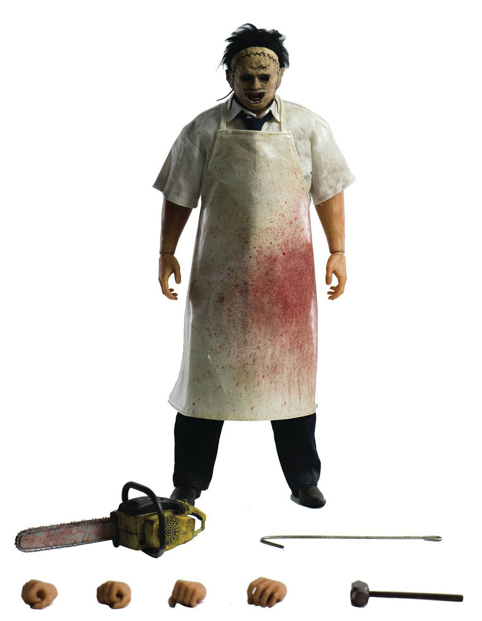 The Texas Chainsaw Massacre Leatherface 12-Inch Action Figure (Pre-Order ships July)