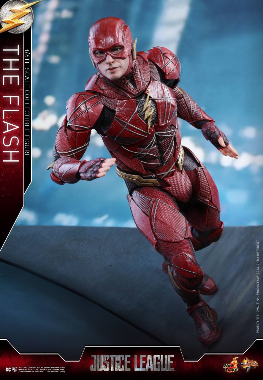 DC Justice League Movie The Flash Collectible Figure (Pre-Order ships October)