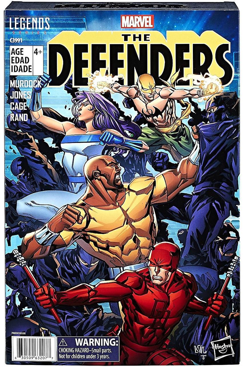 Hells Kitchen Defenders