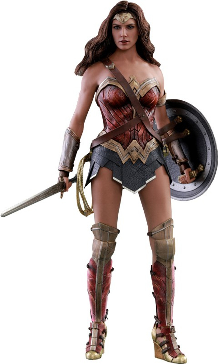 DC Justice League Movie Wonder Woman Collectible Figure [Regular Version] (Pre-Order ships October)