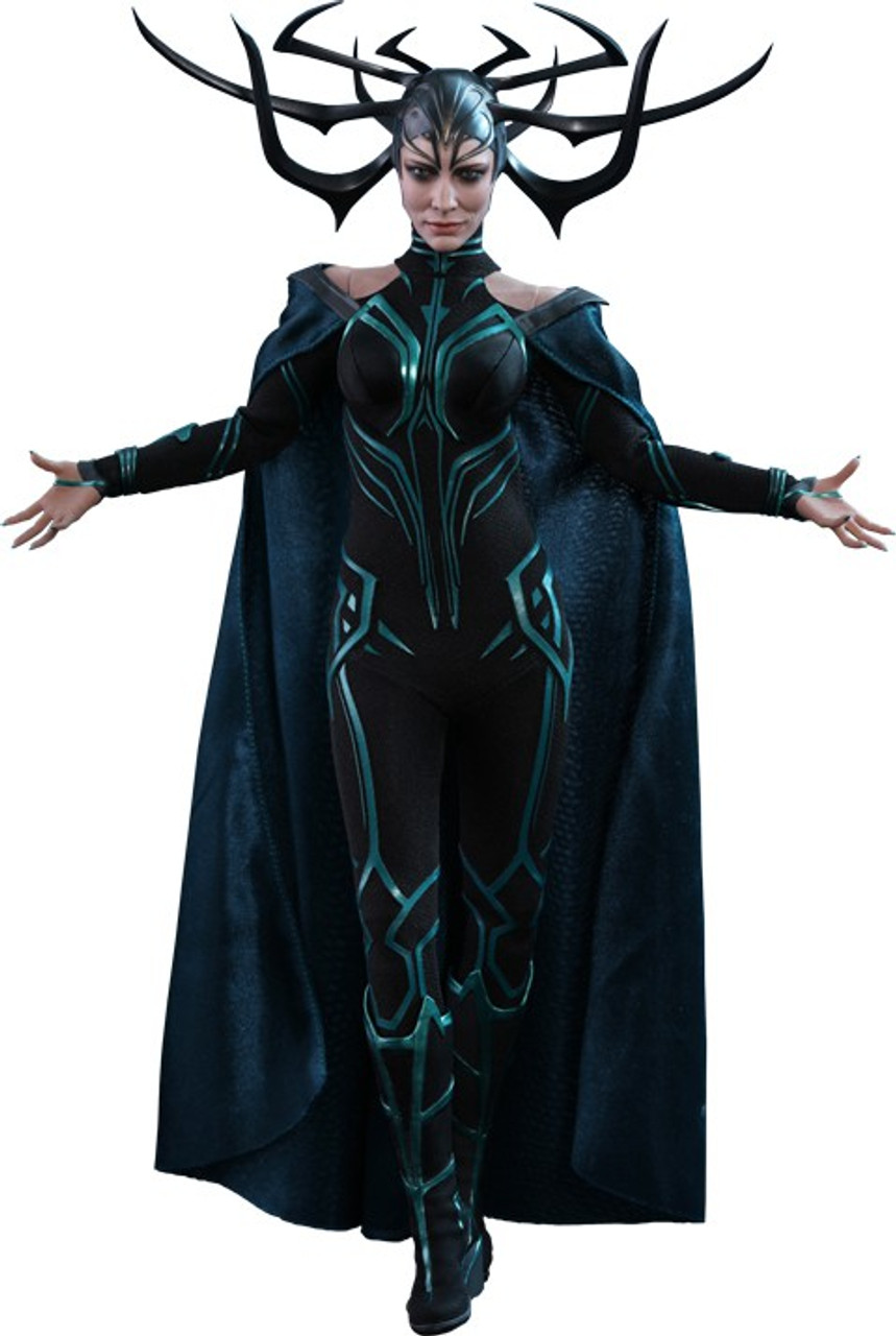 Marvel Thor Ragnarok Movie Masterpiece Hela Collectible Figure MMS449 (Pre-Order ships October)