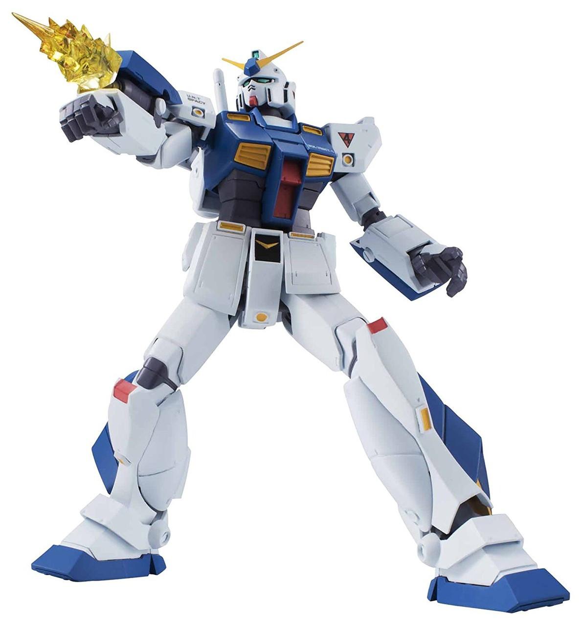 mobile suit gundam robot spirits gundam nt 1 alex 4 3 action figure