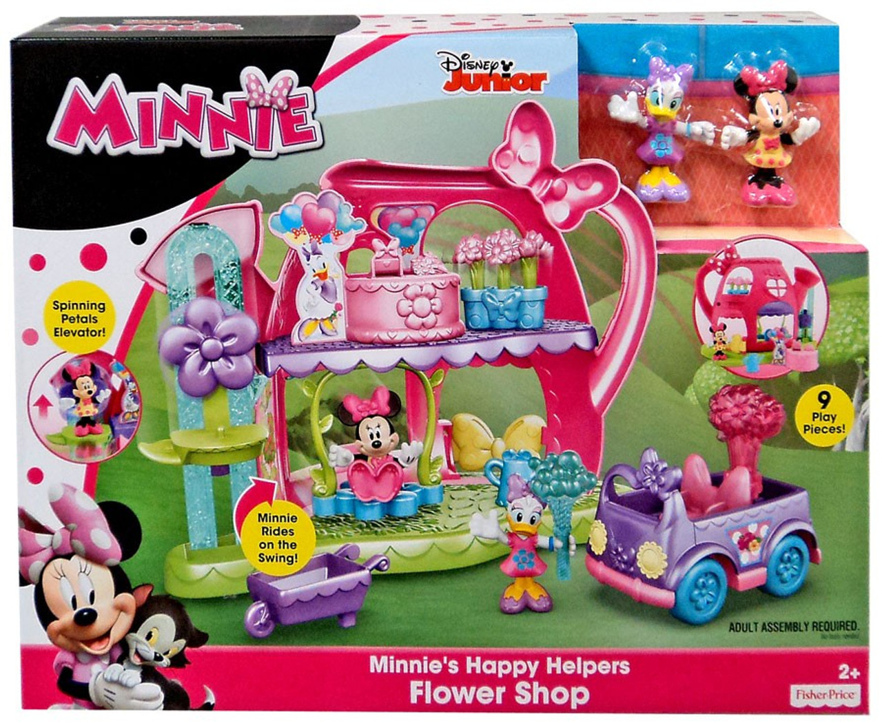 Minnie Mouse Playsets