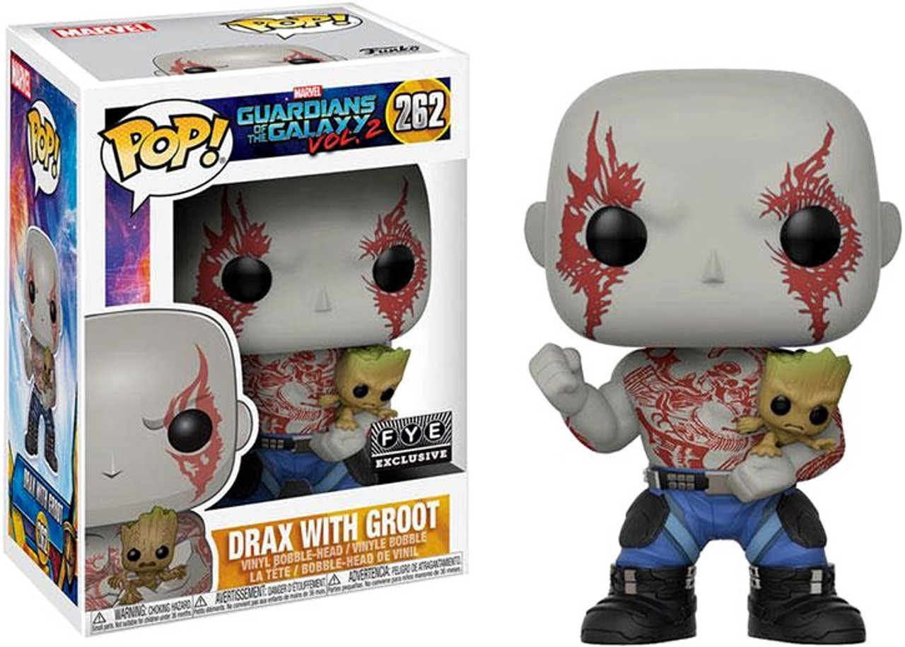 Funko Marvel Guardians Of The Galaxy Vol 2 Funko Pop