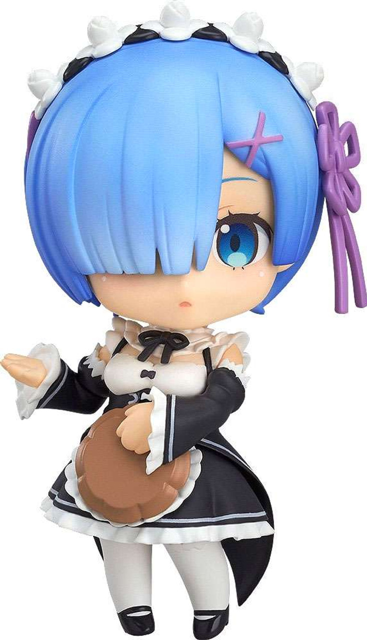 Re: Zero Starting Life in a Different World Nendoroid Rem Action Figure #663