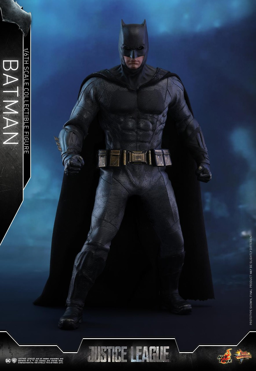 DC Justice League Movie Batman Collectible Figure [Regular Version] (Pre-Order ships October)