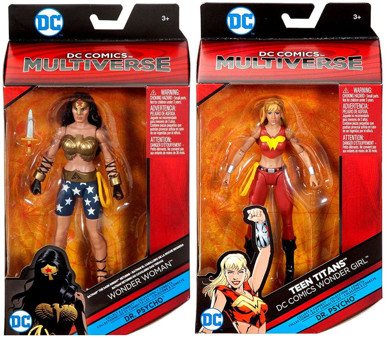 dc teen titans multiverse dr psycho series wonder woman