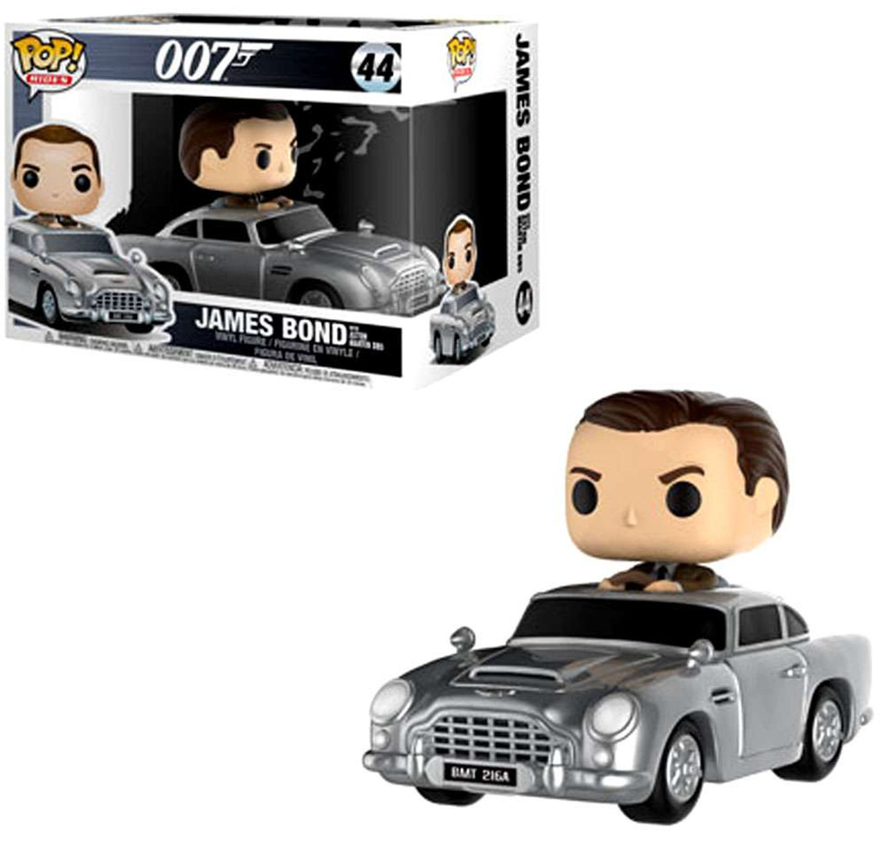 funko james bond 007 funko pop rides james bond with aston martin